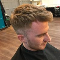Picture-Gent hair cut