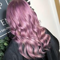 picture Lilac long hair