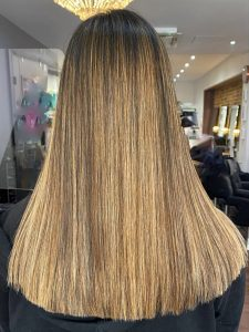 picture balayage tones